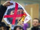 Силите на Кадафи превземат градове на бунтовниците