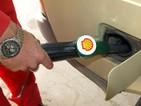 Лек спад в цените на горивата