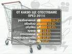 Българите са пострадали най-много от кризата