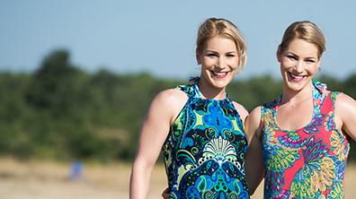 Близначките – Елена и Стефания