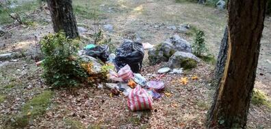 Замърсяване на Рилския манастир