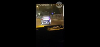 """Инцидент на бул. """"Симеоновско шосе"""""""