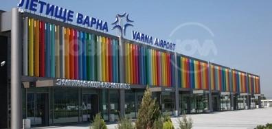 Контролът за коронавирус на летището във Варна