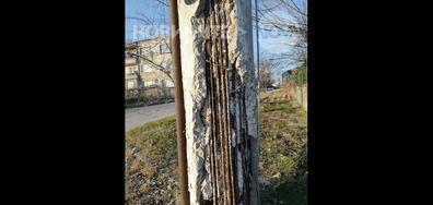 Опасен електрически стълб