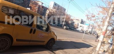Такситата в София