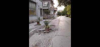 Главна улица в Ловеч