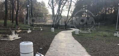 Чистота и ред в Айтоския парк!