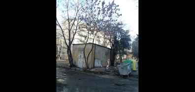 Ремонт на вътрешно-квартална уличка