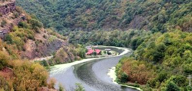 Река Искър край село Гара Лакатник