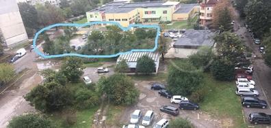 Строителство на наказателен паркинг на мястото на детска площадка