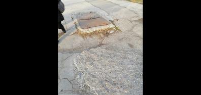 Тротоари в Русе