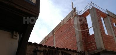 Застрояване на Стария град на Пловдив