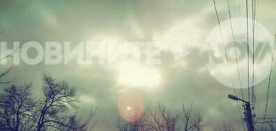 Преходно небе