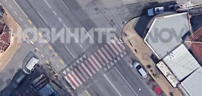 Паркоместа непосредствено пред пешеходна пътека