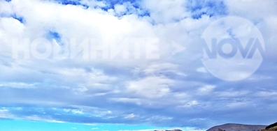 Облачно и мъгливо време в Искърското дефиле