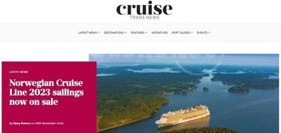 Кораб на NCL ще акустира в Несебър