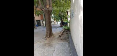 Непроходим тротоар