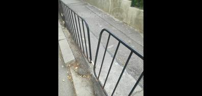 Ограда пред детска градина