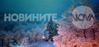 Снежна вечер