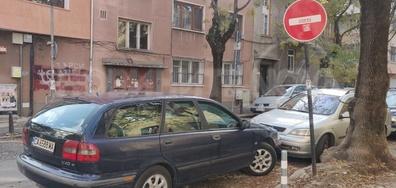 Образцово паркиране в София