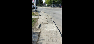 """Отремонтирана шахта на ул. """"Илия Бешков"""""""