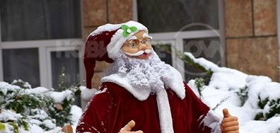 Коледният дух е вече в Лозница!