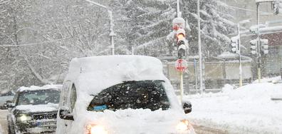 Снежен Разград!