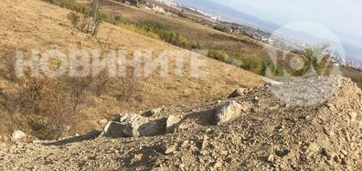 Ново сметище за строителни отпадъци и земни маси в Горна баня