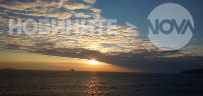 Изгревът на Морска гара - Варна
