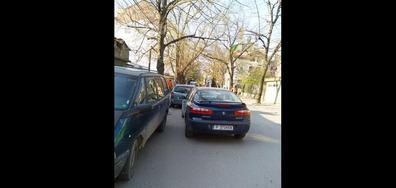 Така се паркира в Русе