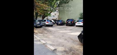 Недовършен паркинг в Синя зона град Варна