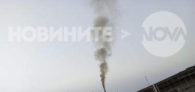 Замърсяването в Бургас