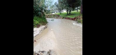 Наводнения във Вурвуру Халкидики