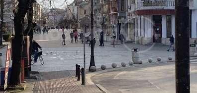 Струпвания на центъра във Варна
