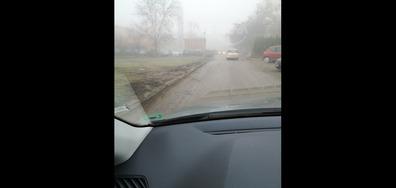 Мръсотия в София