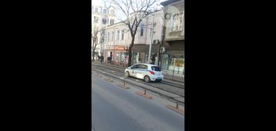 Общинска полиция София над ЗДвП
