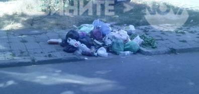 Шумен остана без контейнери за боклук