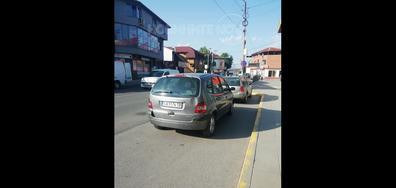 Паркиране на автобусна спирка
