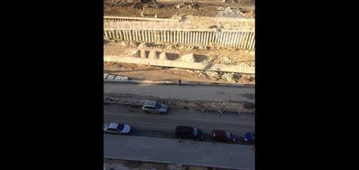 Разрушен регламентиран паркинг във Варна