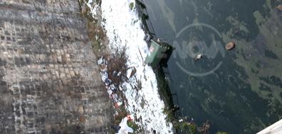 Замърсяване на реката в Елена