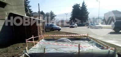 Незаконно строителство в Ботевград