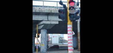 Светофарите станаха рекламни!