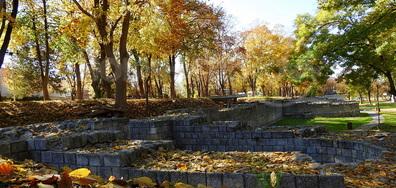 """Красива есен в Археологическия резерват """"Абритус""""!"""