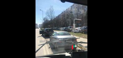 Паркиране на автобусни спирки