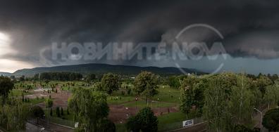 Бурята от Севлиево
