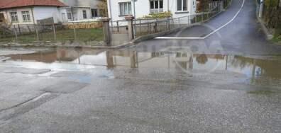 Много вода на главна улица