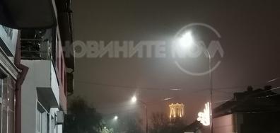 С дъжд и мъгла започва деня в Свищов