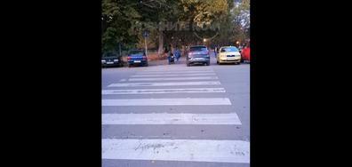 Тарикат на пешеходна пътека