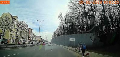 Метене на улици