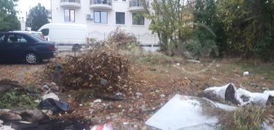 Окаяно състояние на улиците в град Кърджали